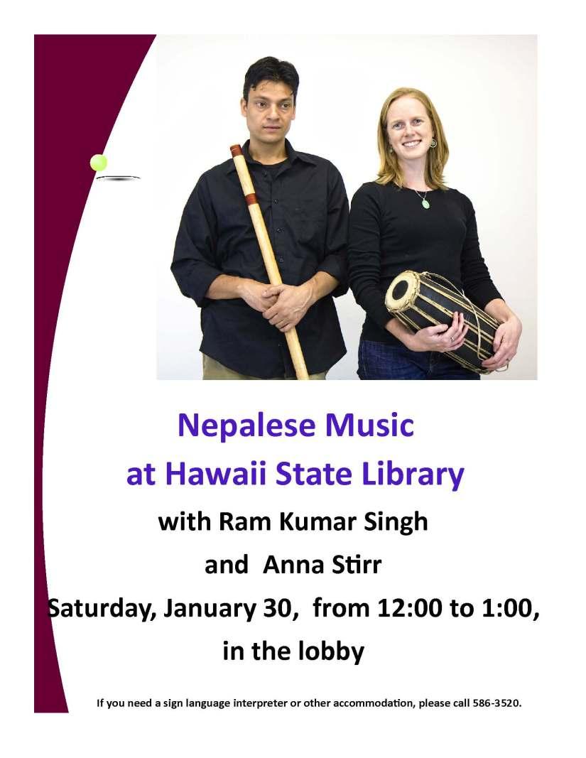 Nepalese music 1 30 16, #3