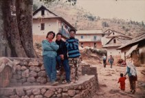 Khusiram Pakhrin, Suman Gajmer, Ramsingh Lama, Rolpa Libang, 1992.
