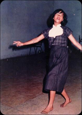 Hemu Thapa, Jabalpur, 1986.