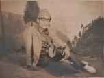 Khusiram Pakhrin, age 18, 1970