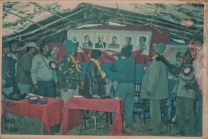 Samana program in Jajarkot, 2002.