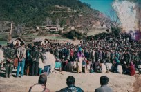 PLA meeting in Rukum before attack on Beni.