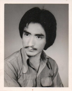 Khusiram Pakhrin, early 1980s.
