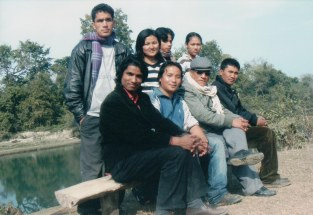 Samana tour in Bardiya, 2009-10.