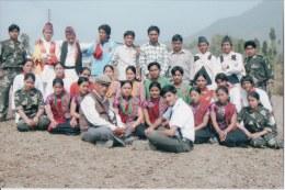 Paschim Samana, 2008, Rolpa near Dang.